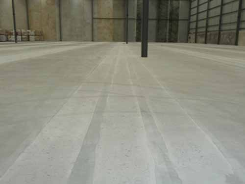warehouse floor flatness in Australia