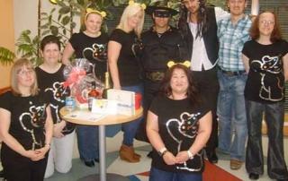 Raised Money for Charity 2011