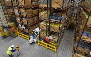 laser grinding narrow aisles